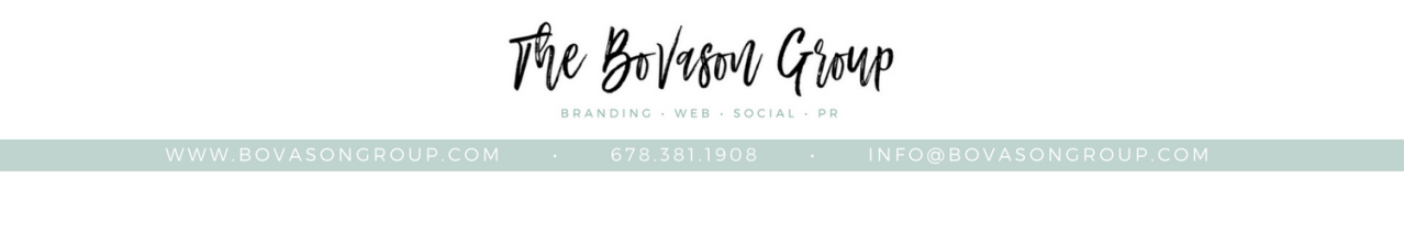 The BoVason Group - Atlanta Branding & Social Media Development Group