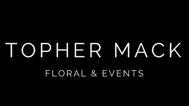 Topher Mack Floral & Events Logo