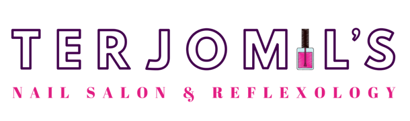 Terjomil's Nail Salon- Logo from Atlanta Branding Specialists, The BoVason Group